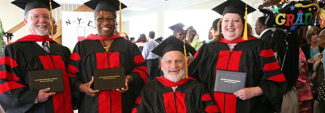 Master of Arts in Ministry & Leadership Graduates
