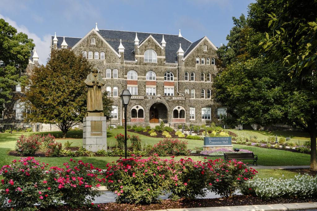 Comenius Hall at Moravian College